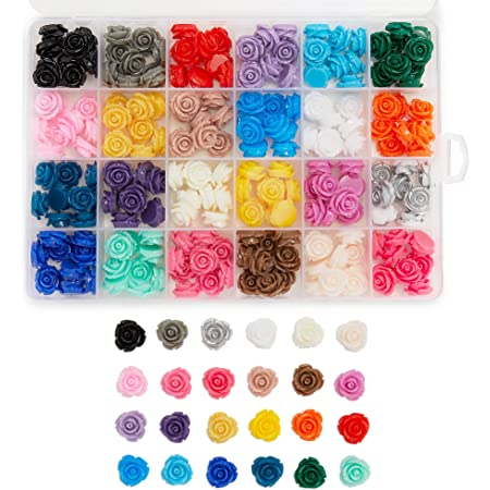 X1150 Crafting Jewelry Making 28 Vintage Beads Beads Two Holes Upcycle