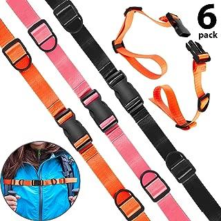 sternum strap buckle