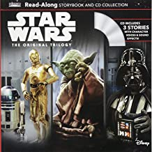 Star Wars The Original Trilogy (Read-Along Storybook and CD)