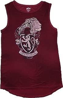 HARRY POTTER Hogwarts House Juniors Muscle Tank Top