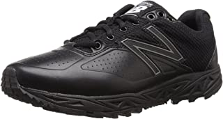 black umpire shoes