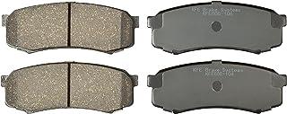 KFE KFE606-104 Ultra Quiet Advanced Premium Ceramic Brake Pad REAR Set For: 2003-2018 Toyota 4Runner, 2007-2014 Toyota FJ ...