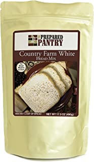 The Prepared Pantry Country Farm White Bread Mix (Single Pack)