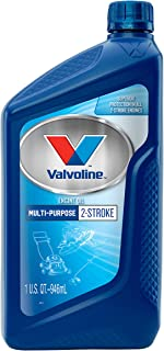 Valvoline 2 Cycle TC-W3 Multi-Purpose Motor Oil - 1qt (Case of 6) (822384-6PK)