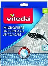 Vileda Vileda Microfibre Ścierka z Mikrofibry, Metal, Wielokolorowy