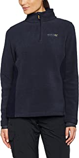 regatta half zip fleece
