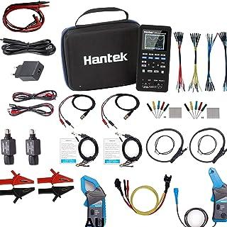 Handheld Oscilloscope Hantek2D82AUTO 4 in 1 Multifunction Tester of Automotive Diagnostic oscilloscope Signal Source and m...