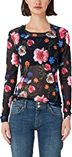 Q/S designed by - s.Oliver Women's 2005838 Long Sleeve Top