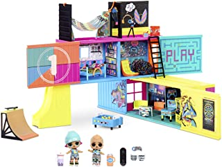 [NEW] LOL 서프라이즈 '클럽하우스' 플레이세트 LOL Surprise L.O.L. Surprise! Clubhouse Playset with 40+ Surprises and 2 s Dolls