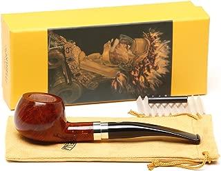 Savinelli Fuoco Brown Smooth 315 KS Tobacco Pipe