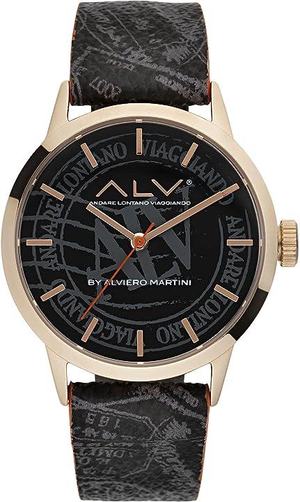 Orologio solo tempo donna alv alviero martini casual cod. alv0048