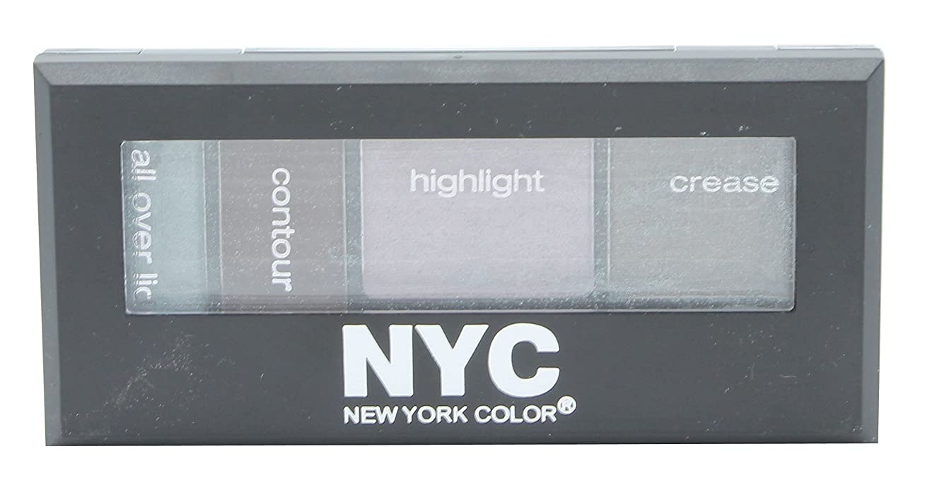 潜在的なオークション部門N.Y.C. METRO QUARTET EYE SHADOW #816A CHELSEA CHIC