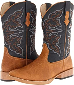 Square Toe Cowboy Boot