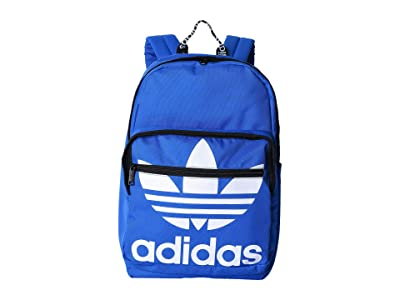 adidas Originals Originals Trefoil Pocket Backpack (Bluebird) Backpack Bags