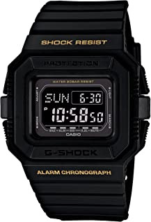[カシオ] 腕時計 ジーショック DW-D5500-1BJF ブラック