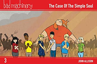 Bad Machinery Vol. 3: The Case of the Simple Soul, Pocket Edition (3)
