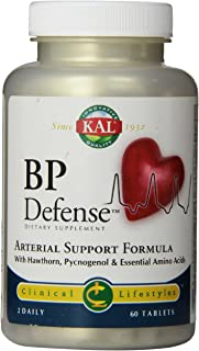 KAL BP Defense Tablets, 60 Count