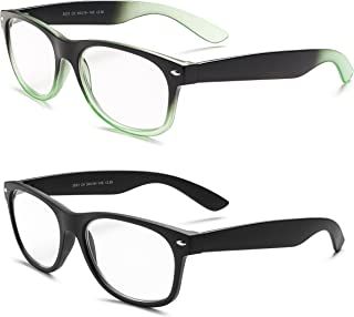 Best mens wayfarer reading glasses Reviews