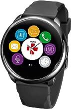 ZeRound Smartwatch (Black/Black)