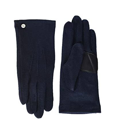 Echo Design Classic Touch Gloves Water Repellent (Navy) Extreme Cold Weather Gloves