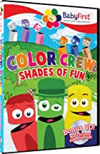 BabyFirst: Color Crew - Shades of Fun