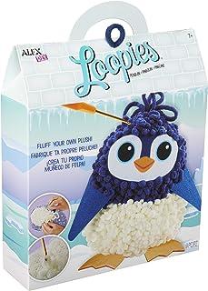 ALEX Toys Loopies Penguin Craft Kit