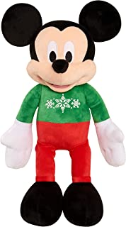 "Disney Classics 22"" Mickey Mouse Holiday 2019 Plush (Amazon Exclusive)"