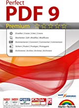 Perfect PDF 9 Premium - Create, Edit, Convert, Protect, Add Comments to, Insert Digital Signatures in PDFs with the OCR Module   100% Compatible with Adobe Acrobat