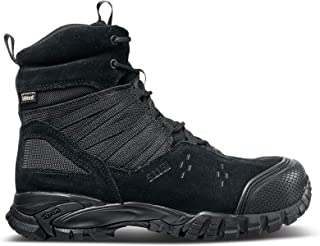 "5.11 Men's Union 6"" Waterproof Tactical Boot Hiking, Black, 7.5 Regular US"