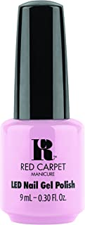 Red Carpet Manicure Gel Polish, Simply Adorable, 0.3 Fluid Ounce by Red Carpet