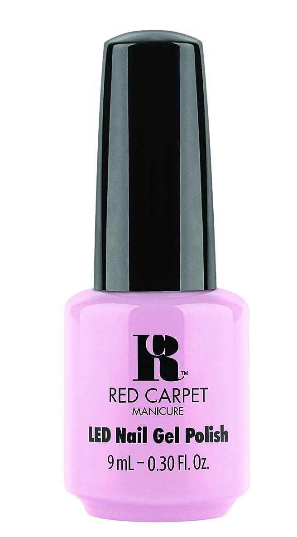 メンタルフロンティア無効Red Carpet Manicure Gel Polish, Simply Adorable, 0.3 Fluid Ounce by Red Carpet