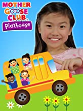 The Wheels on the Bus - Mother Goose Club Playhouse Kids Video