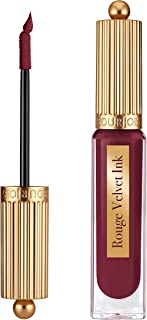 Bourjois Rouge Velvet Ink Liquid Matte Lipstick, 11 Raisin-terdit, 3.5 ml