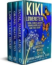 Kiki Lowenstein Cozy Mystery Books 13-15: Three Cozy Mysteries With Dogs, Cats, and Hobbies (Kiki Lowenstein Mystery Books...