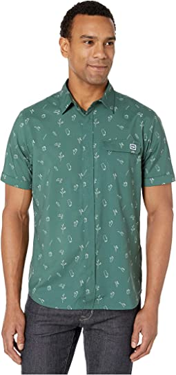 Jungle Green Print