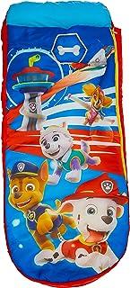 Paw Patrol Junior ReadyBed-2 i 1 barn sover uppblåsbar luftbädd i en väska med pump, polyester, enkel
