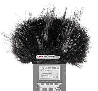 Gutmann bonnette Anti-Vent Protection Contre de Bruit Le Vent pour Olympus LS-20M Mod/èle Lynx sp/écial