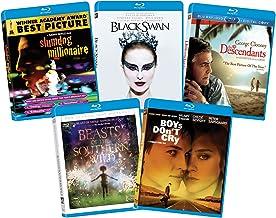Fox Searchlight Award Winners Bundle (Descendants, Slumdog Millionaire, Beasts of the Southern Wild, Black Swan, and Boys ...