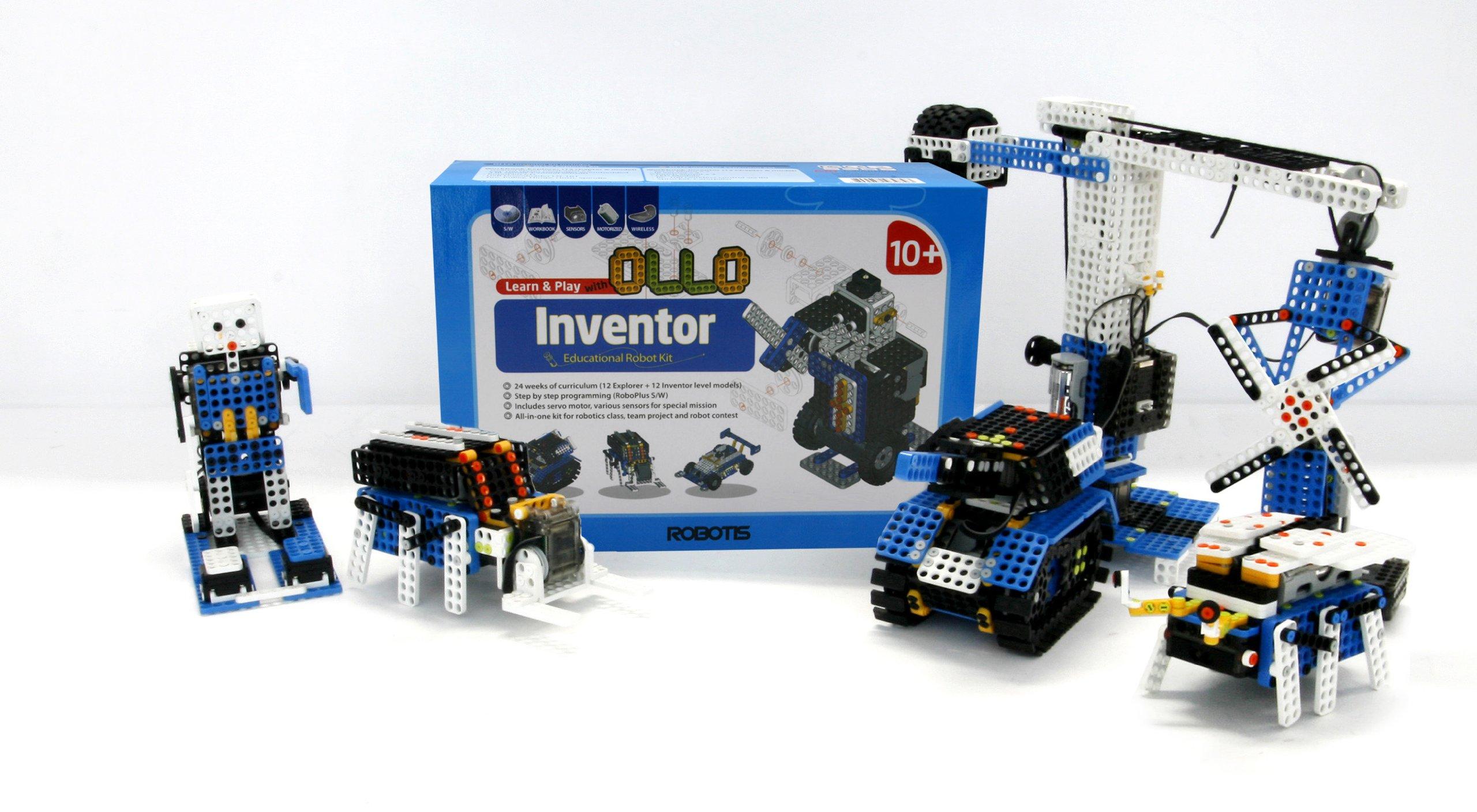OLLO Inventor Kit: Amazon.es: Juguetes y juegos