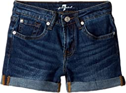 Denim Shorts in Eden Port (Big Kids)