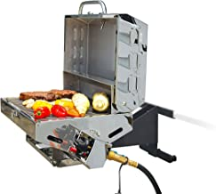 trailer hitch bbq smoker