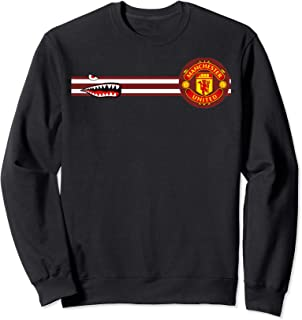 Soccer Shirts MUFC styled British Spin Sports Manchester Sweatshirt