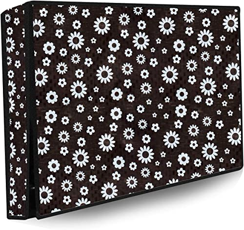 Stylista Printed Led Tv Cover Compatible For 49 Inches Led Tvs All Models