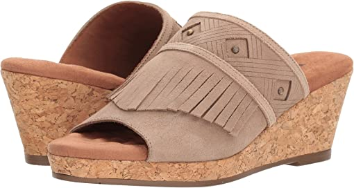 Light Taupe Max Suede