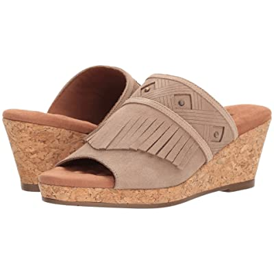 Walking Cradles Aniston (Light Taupe Max Suede) Women