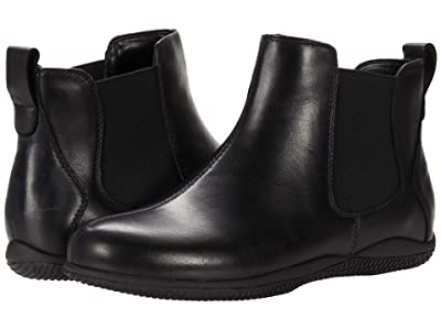 SoftWalk Highland (Black Leather) Women