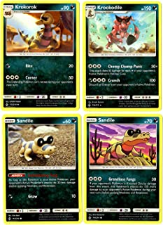 Best sandile pokemon card Reviews