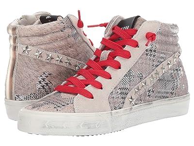 Steve Madden Kenzie High Top Sneaker (Multi) Women