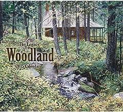 2015 Woodland Wall Calendar Legacy Publishing [jg]