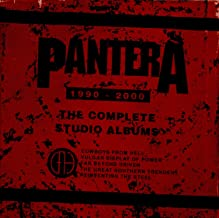 Complete Studio Albums 1990-2000